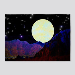 Valley of the Moon 5'x7'Area Rug