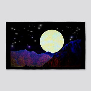 Valley of the Moon 3'x5' Area Rug