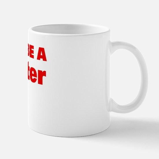 Proud Mom: Firefighter Mug