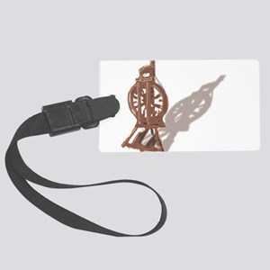 The Wheel Luggage Tag