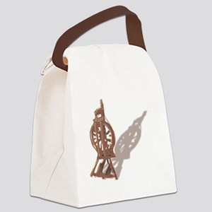 The Wheel Canvas Lunch Bag