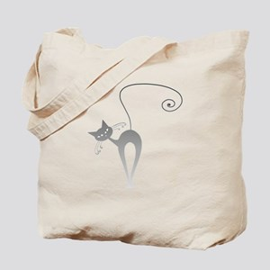 Stella Cat 9 Tote Bag