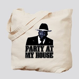 Kwame - Party At My House! Tote Bag