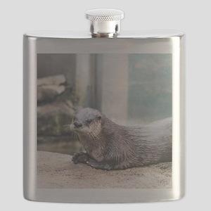 Otterly cute Flask
