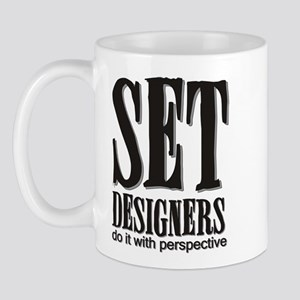 Set Designers do it with Pers Mug