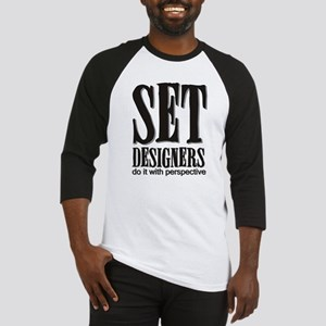 Set Designers do it with Pers Baseball Jersey