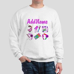 SUPER STAR STYLIST Sweatshirt