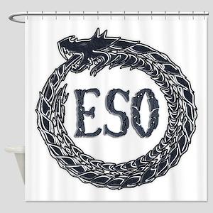 Eternal ESO Shower Curtain