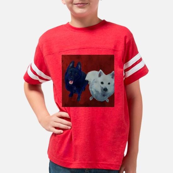 johnson_pillow Youth Football Shirt