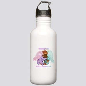 Violet and Sebastian Water Bottle