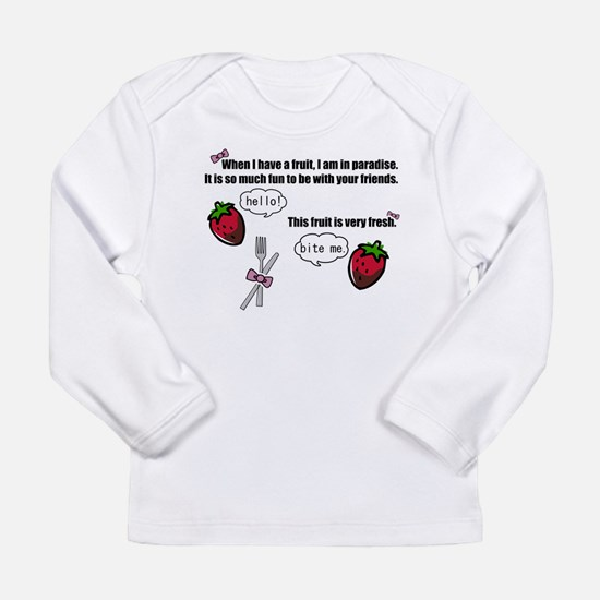 When I have a fruit w/bows (funny Engrish) Long Sl