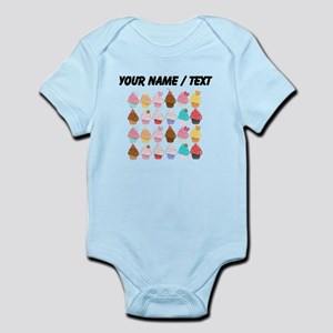 Custom Lots Of Cupcakes Body Suit