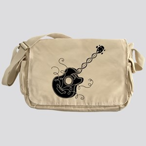 Music in the DNA Messenger Bag