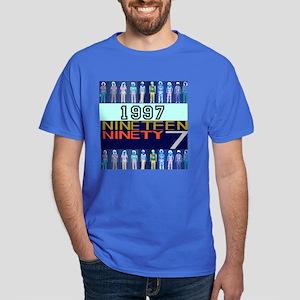 Nineteen Ninety Seven inverted group Dark T-Shirt
