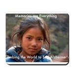 Memories are Everything Mouse Pad