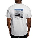 Climbing the World to End Alzheimer's Mens T-Shirt