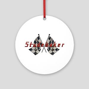 Studebaker Ornament (Round)