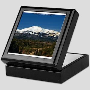 Keepsake Box - Sierra Blanca / Apache Summit