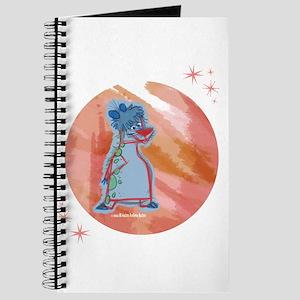 Spotty Scotty Bear Journal