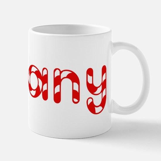 Tiffany - Candy Cane Mug