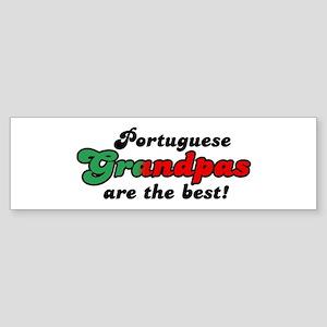 Portuguese Grandpas Bumper Sticker