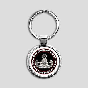 Master EOD Bomb Squad Keychains