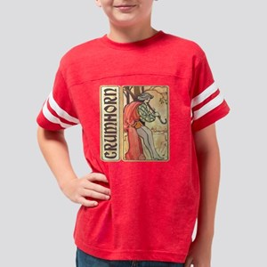 crumhorn Youth Football Shirt