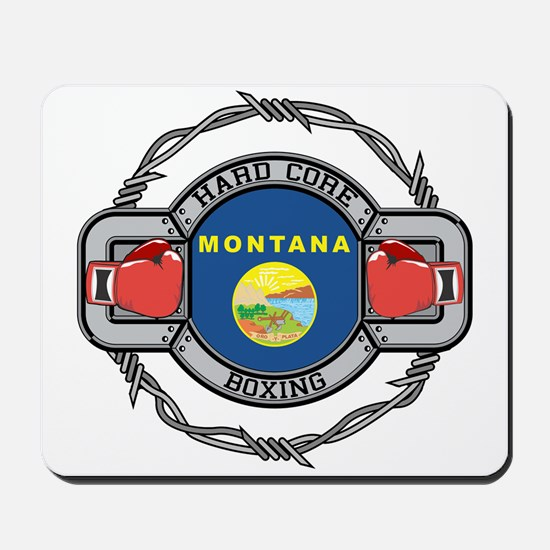 Montana Boxing Mousepad