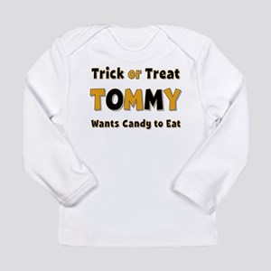 Tommy Trick or Treat Long Sleeve T-Shirt