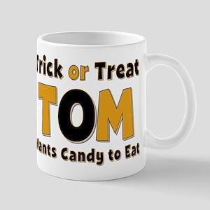 Tom Trick or Treat Mug