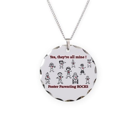 Yes! They're all mine! Necklace Circle Charm
