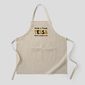 Tessa Trick or Treat Apron