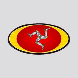 Isle of Man Patches