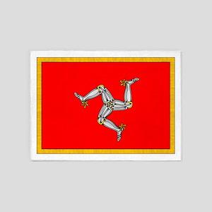 Isle of Man 5'x7'Area Rug