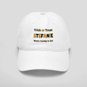 Stefanie Trick or Treat Baseball Cap