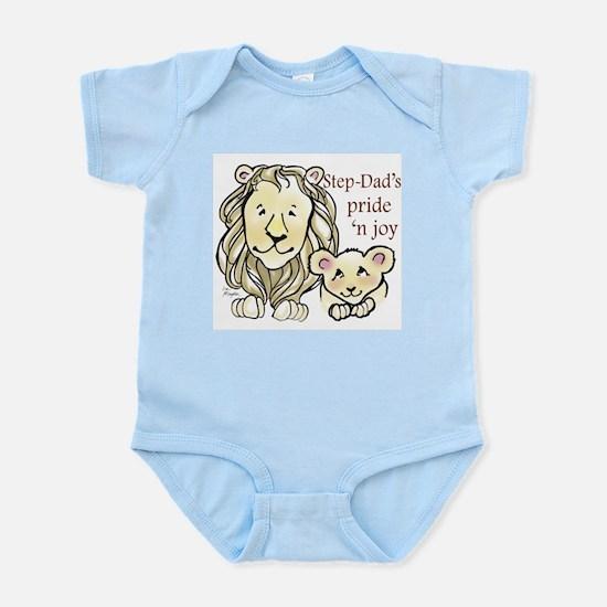 Step-Dads Pride n Joy Body Suit