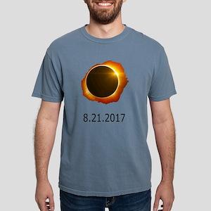 total eclipse Mens Comfort Colors Shirt