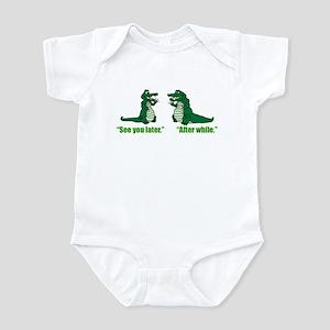 See you later, Alligator Infant Bodysuit