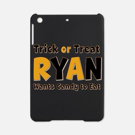 Ryan Trick or Treat iPad Mini Case