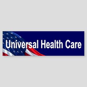 Universal Health Care: Bumper Sticker
