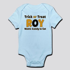 Roy Trick or Treat Body Suit