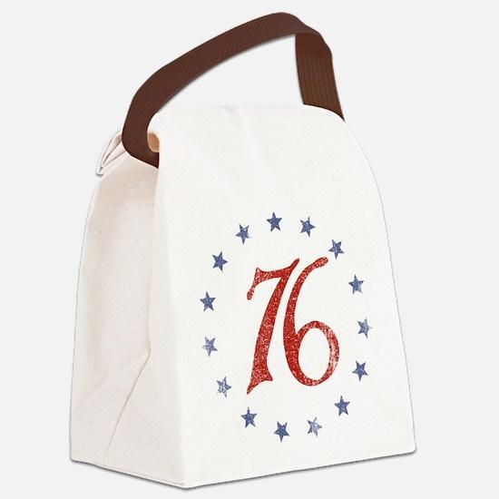 Spirit of 1776 Canvas Lunch Bag