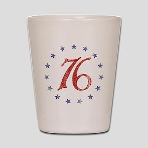 Spirit of 1776 Shot Glass