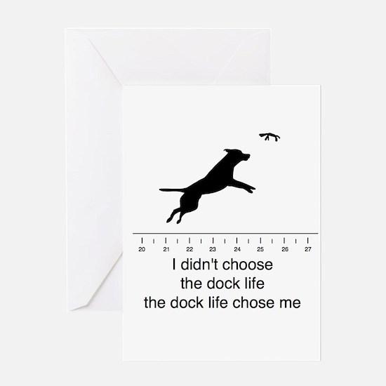 Dock Life Greeting Card
