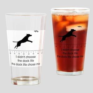 Dock Life Drinking Glass