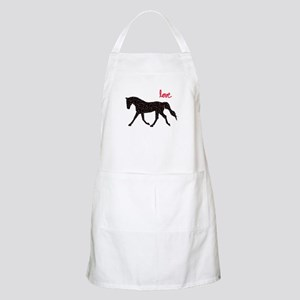 Horse with Hearts Apron