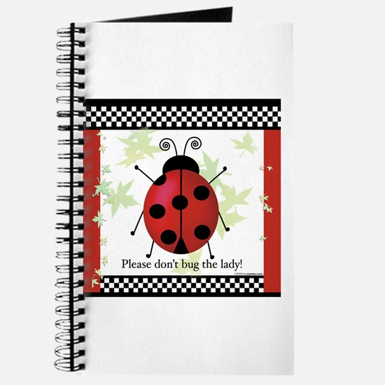 ... Ladybug Journal