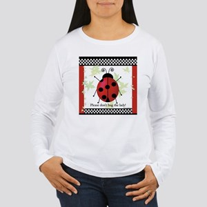 ... Ladybug Women's Long Sleeve T-Shirt