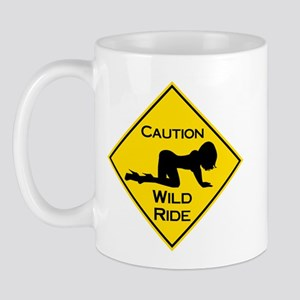 Caution - Wild Ride Mug