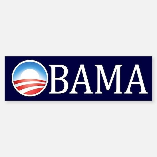 OBAMA: Bumper Bumper Bumper Sticker